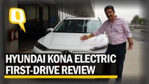 Hyundai Kona Electric SUV First-Drive Review | The Quint