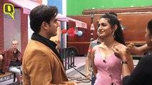 Arbaaz Khan and Priya Varrier Shoot For 'Sridevi Bungalow'