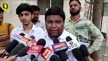 Saurabh Dubey, Principal, Madrasa Anwarul Uloom Higher Secondary School (English Medium)