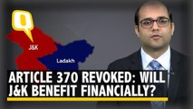Will Revoking Article 370 Financially Benefit J&K? Expert Explains