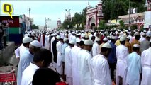 People Across the Country Offer Namaz on Eid al Adha