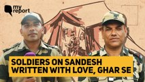 Sandesh from Home Brought Warmth and Assurance, Say Soldiers
