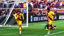 La vidéo de la présentation du retour de Neymar au Barça aurait fuité