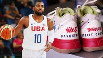 Creating Kyrie Irving's Next Custom Sneaker: Bandulu