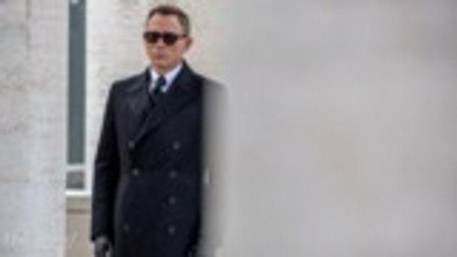 New James Bond Film Has a Title | THR News