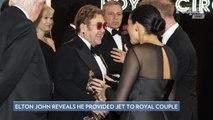 Ellen DeGeneres Defends Prince Harry and Meghan Markle Amid Private Jet Criticism
