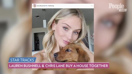 'Bachelor' Alum Lauren Bushnell and Country Star Chris Lane Adopt a Puppy — and Buy a House!