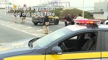 Brazil: Police kill man who hijacked Rio de Janeiro-bound bus