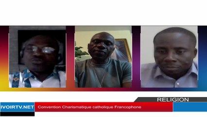 Événement: USA/3 ème édition de la Convention Charismatique Catholique Francophone