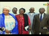 ORTM / L'ambassadeur des États Unis au Mali, DennisHankinsfait un constat sur la cour suprême Malienne