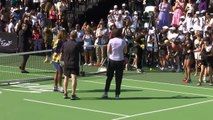 "Serena, Osaka, Sharapova and more appear in NYC at ""Queens of Tennis"""