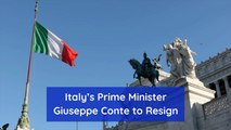 The Italian Prime Minister Steps Down