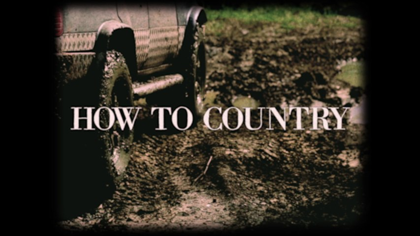 Dylan Schneider - How To Country