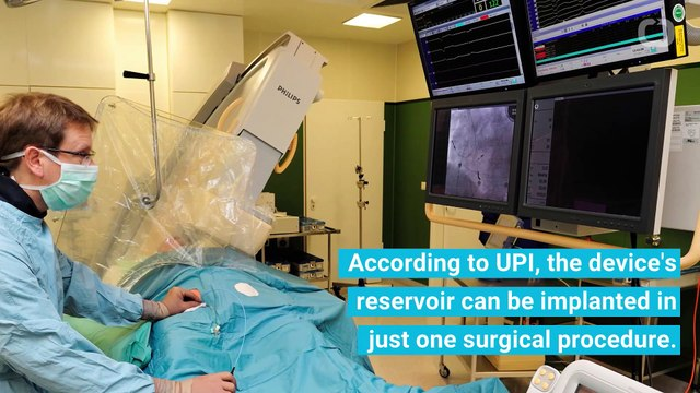 Breakthrough Cardiac Device Prevents Blood Vessel Scarring -