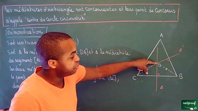 Cinquième Triangles Les trois médiatrices d'un triangle sont concourantes_3 - -  (3)