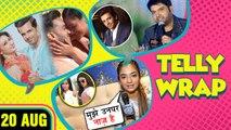 Madhurima Tuli Birthday, Anushka Sen On Jannat & Avneet, Nach Baliye 9 Elimination | Top 10 News