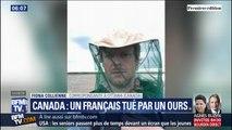 Quelles sont les circonstances de la mort du Français tué par un ours au Canada ?