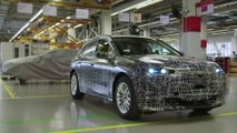 BMW Group builds BMW iNEXT prototypes