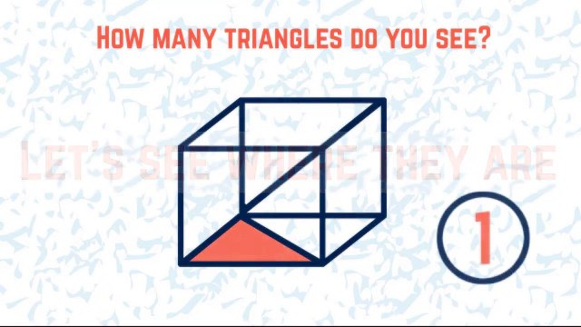 How Many Triangles Are There Learn The Formula For Any Size- -