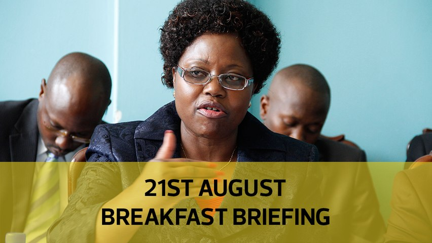 Guarding county revenue | NYS I fresh charges | Sonko's scorecard: Your Breakfast Briefing