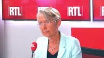 Élisabeth Borne était l'invitée de RTL 21 août 2019