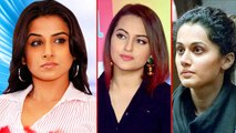 Vidya Balan Talks About The CATFIGHTS While Shooting Mission Mangal