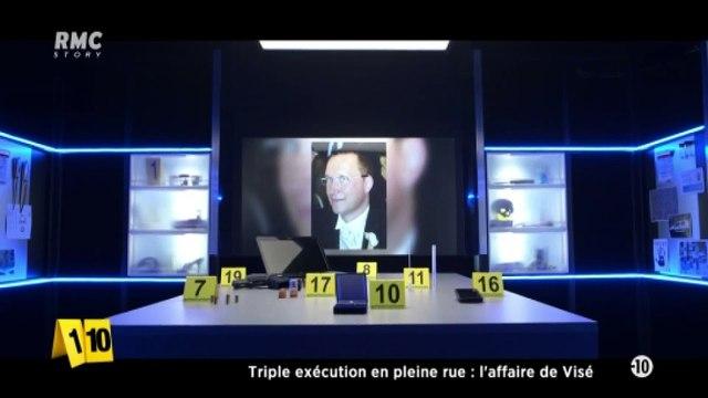Indices 4x08 - Triple exécution en pleine rue