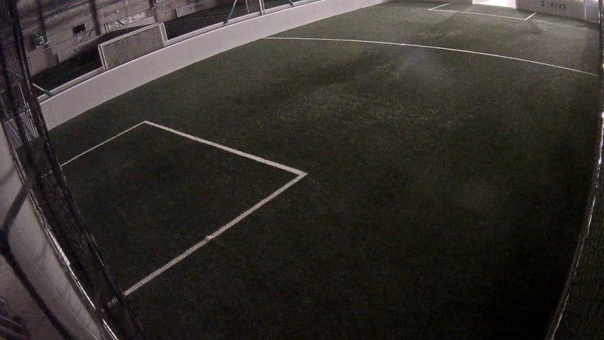 08/21/2019 02:00:01 - Sofive Soccer Centers Rockville - Santiago Bernabeu