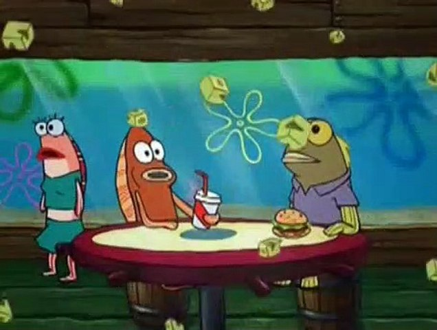 SpongeBob SquarePants Season 2 Episode 9 - Dying For Pie