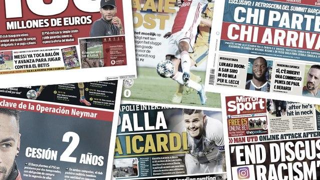Les insultes racistes contre Paul Pogba font grand bruit en Angleterre, le Real Madrid a trouvé une alternative pour son milieu de terrain