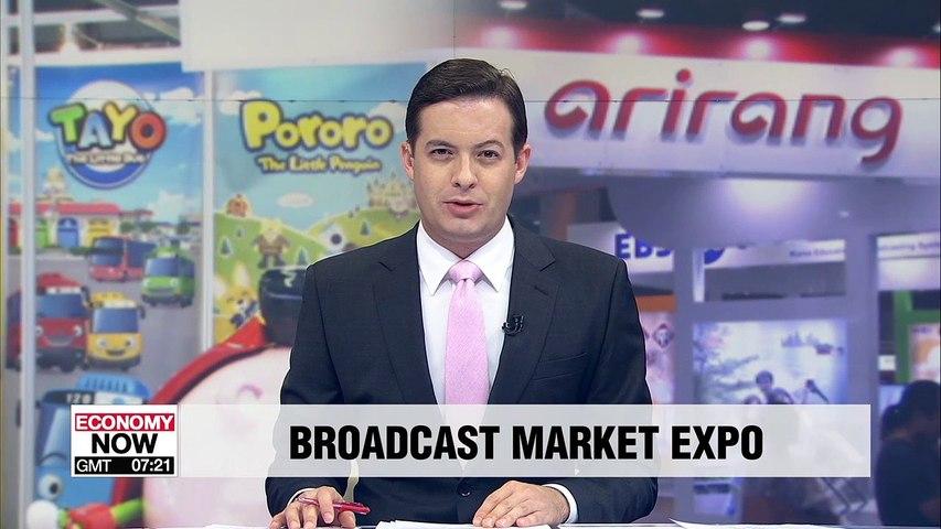 S. Korea's biggest broadcast contents market 'BroadCast WorldWide' kicks off in Seoul