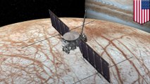 NASA plans to launch Europa Clipper mission by 2025