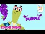 Color Song   Teaching Colors To Kids   Play Holi   Nursery Rhymes & Baby Songs   KinToons