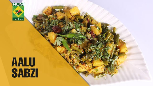 How to make tasty Aalu Sabzi | Tarka | MasalaTV Show | Rida Aftab