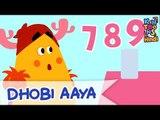 Dhobi Aaya - धोबी आया | Hindi Balgeet | Hindi Nursery Rhymes And Kids Songs | KinToons Hindi