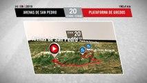 Perfil Etapa 20 - Stage 20 Profile | La Vuelta 19