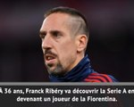 Transferts - Franck Ribéry rejoint la Fiorentina !