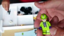 LEGO DC Batman 76137 Batman vs. The Riddler Robbery toy playset speed build