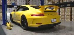 VÍDEO: Un Porsche 911 GT3 con escapes preparados, ¡sube el volumen!