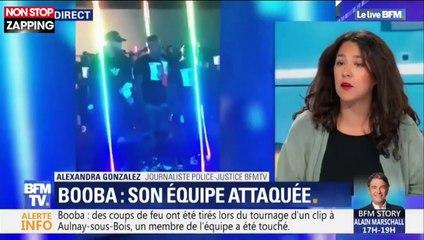 Booba : coups de feu et des blessés sur le tournage d'un clip (vidéo)