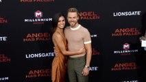 "Derek Hough and Hayley Erbert ""Angel Has Fallen"" World Premiere"