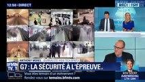 G7: la sécurité à l'épreuve