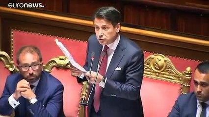 El adiós del primer ministro italiano Giuseppe Conte: ¿cuál será el desenlace de la crisis política?
