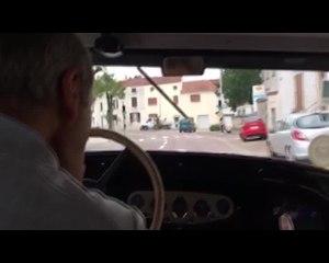 Bar-sur-Aube : voyage dans une Citroën AC4 de 1929