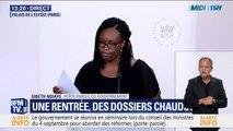 Sibeth Ndiaye : le gouvernement se réunira en séminaire lors du conseil des ministres du 4 septembre
