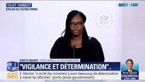 """Sibeth Ndiaye sur l'extension de la PMA: """"Il s'agit d'avoir un débat apaisé et éclairé d'un point de vue scientifique"""""""