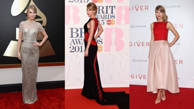 Taylor Swift's Red Carpet Style Evolution