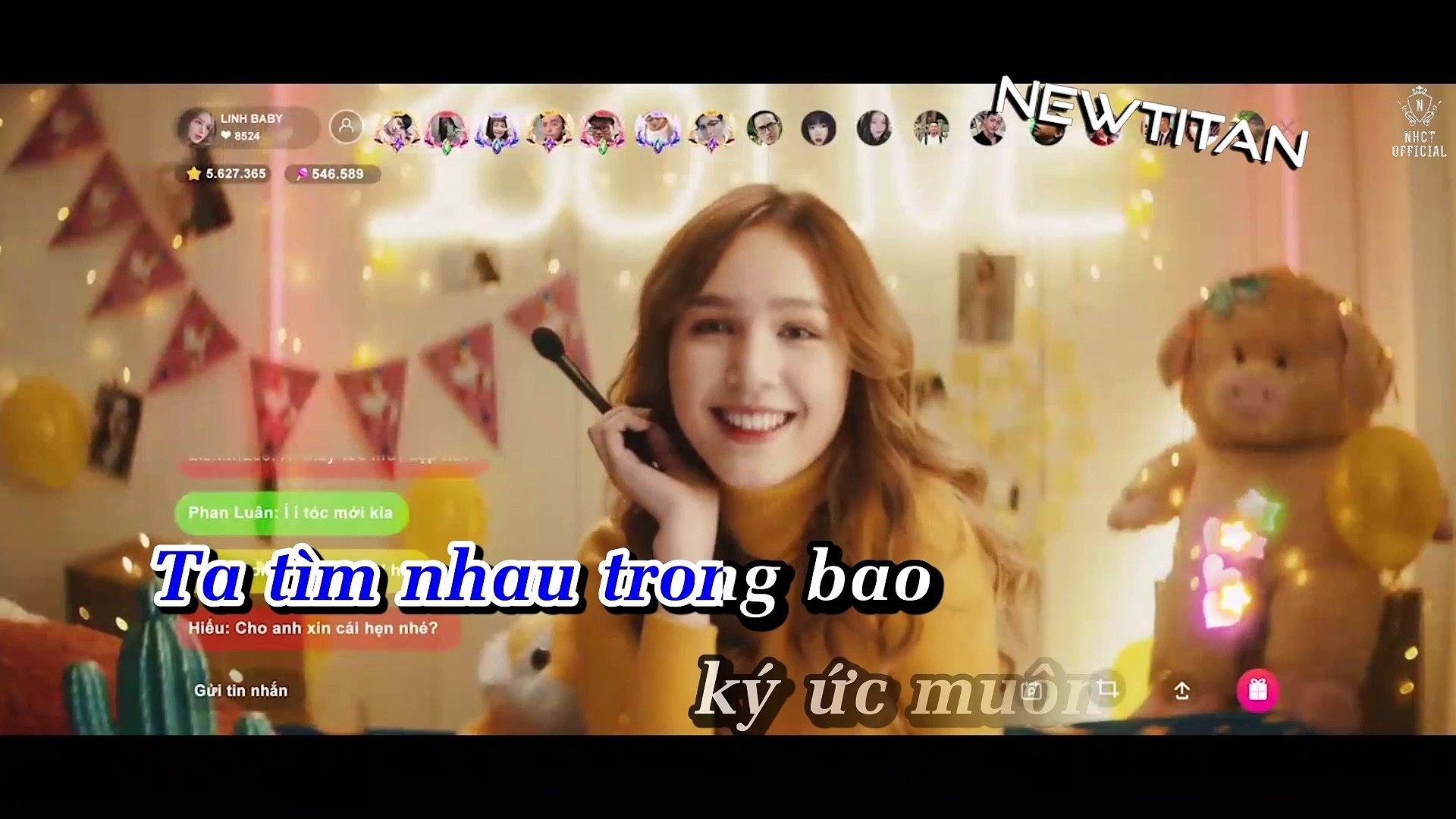 [Karaoke] Tìm Em Trong Mơ - Chi Dân [Beat]