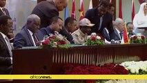La nouvelle instance de transition intronisée au Soudan