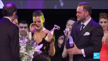 Argentine, Russian dancers crowned winners of world tango championship